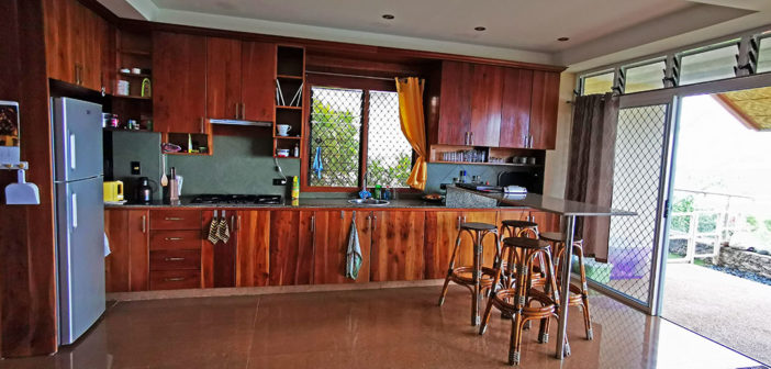 House in Bohol sale kitchen