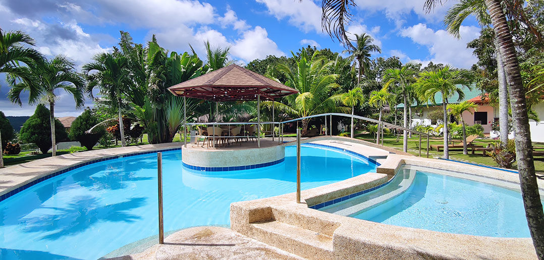 House in Bohol Swimming Pool