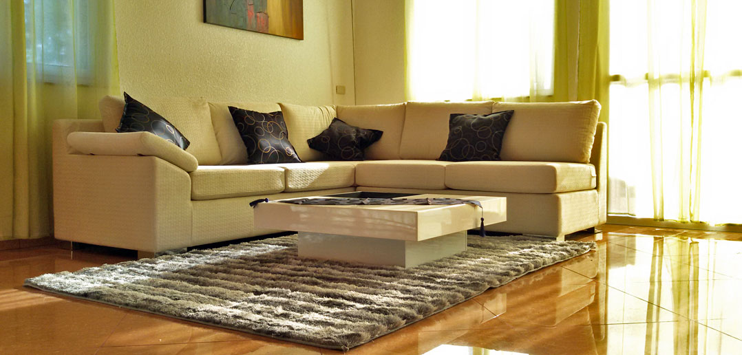 House Panglao Living Couch