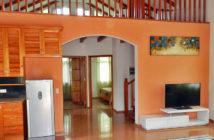 House in Panglao -Livingroom