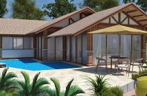 Houses in Panglao Philippines