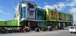 Island City Mall in Tagbilaran