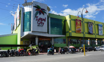 Island City Mall in Tagbilaran