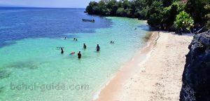 Kalipayan Beach Danao Bohol
