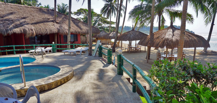 Kaylaa Beach Resort - Beach Front