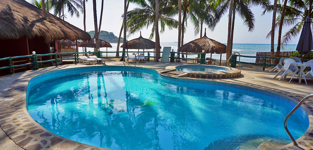 Kaylaa Beach Resort Swimming Pool