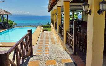 La Veranda Beach Resort in Panglao