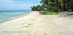 Libaong White Beach Panglao