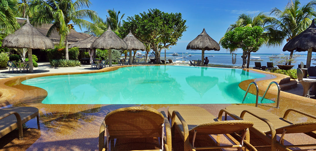 Linaw Beach Resort in Panglao - Philippines