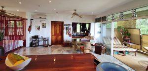 Living Room Bohol Property For Sale