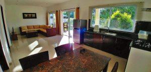Livingroom Palm View Residence