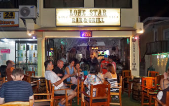 Lone Star Bar Grill Panglao