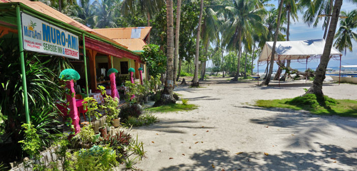 Muro Ami Beach Resort in Panglao
