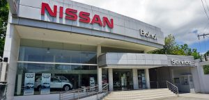 Nissan in Tagbilaran, Bohol - Philippines