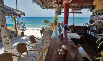 Oasis Beach Dive Resort Restaurant - Bar
