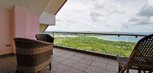 Ocean View Balcony Bohol Island