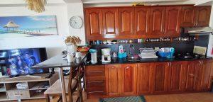 Open Kitchen Table