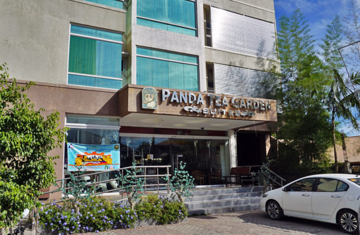 Panda Tea Garden in Tagbilaran