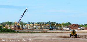Panglao Airport Terminal Construction