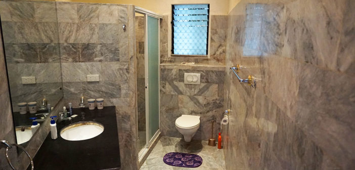 Panglao Condominium Bathroom