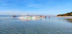 Panglao Beach Clear Water