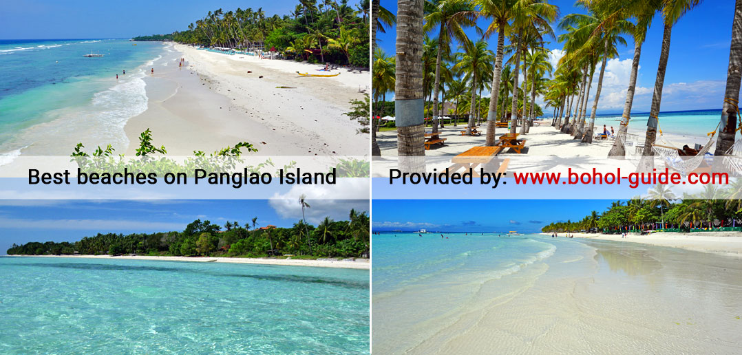 Panglao Beaches In Bohol Philippines