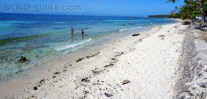 Panglao Bikini Beach Bohol