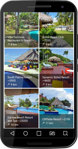 Panglao Guide Tourist App