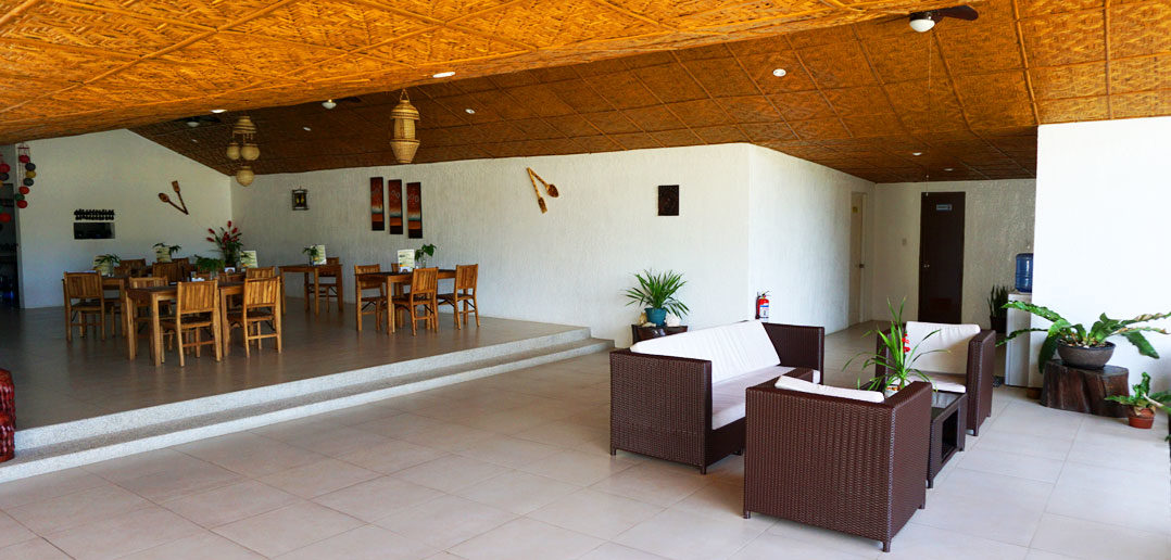 Panglao Homes Resort & Villas Breakfast Area