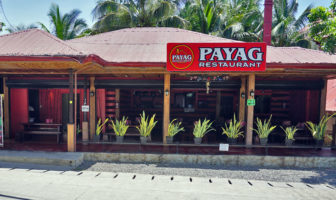 Payag Restaurant on Alona Beach in Panglao