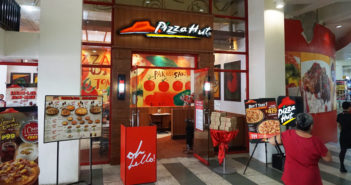 Pizza Hut in Tagbilaran, Bohol - Philippines