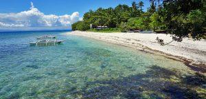 Polaris Beach & Dive Resort in Cabilao