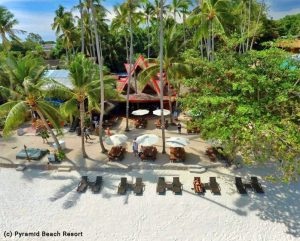 Pyramid Beach Resort Panglao Bohol
