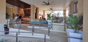 Reception Best Western Panglao