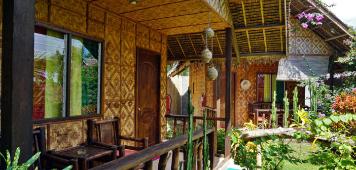 Reggae Guesthouse in Panglao - Philppines