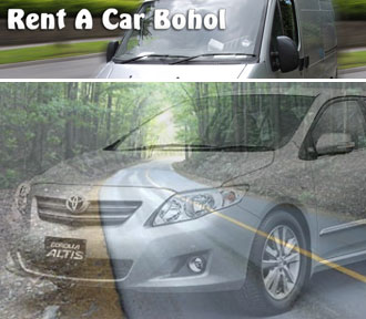 Rent a Car Bohol in Tagbilaran