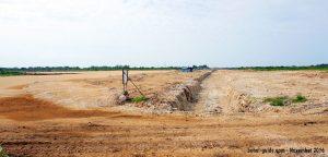 Runway Panglao Airport Construction