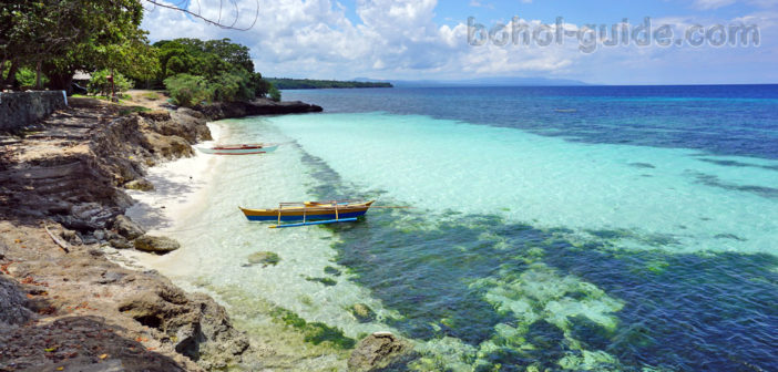 Panglao Beaches - San Isidro Beach