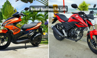 Scooter Motorbike Rental Business Panglao