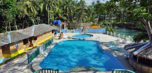 Seaside Beach Park Resort Pool and River