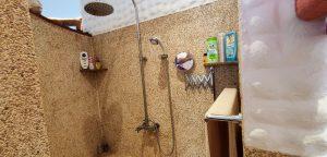 Shower Bohol Panglao Bunglaow