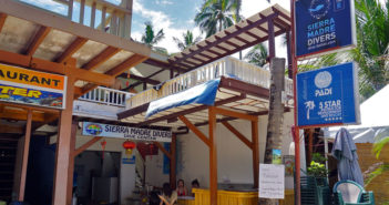 Sierra Madre Divers at Alona Beach