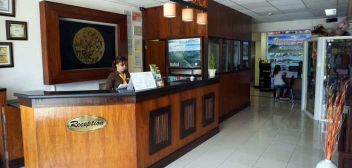 Soledad Suites Reception