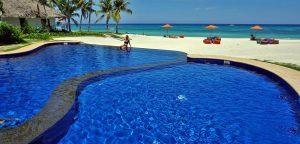 South Palms Resort Beach Swimming Pool