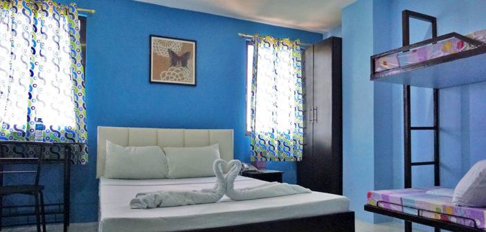 Staylite Tagbilaran Airport Hotel Family Room