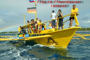 Sun Divers Big Banca Boat