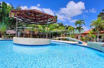 Swimming Pool Luxury Apartment Bohol
