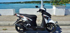 Tagbilaran Scooter Yamaha Rental