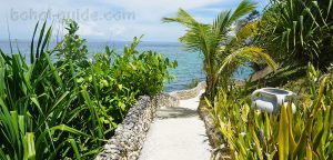 Tropical Path To Sea