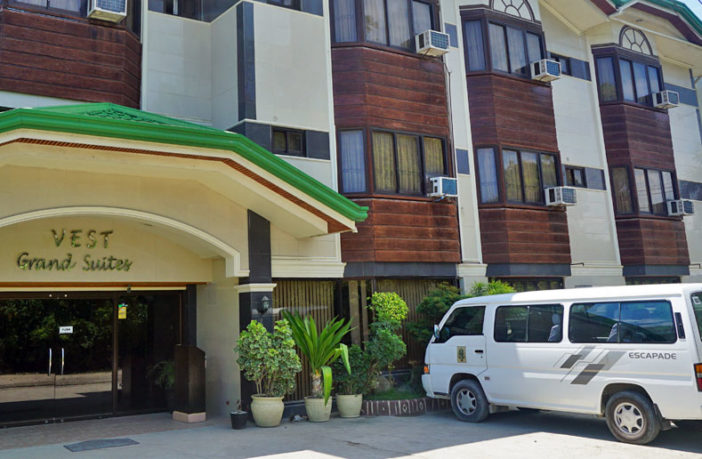 Vest Pension House in Tagbilaran Bohol